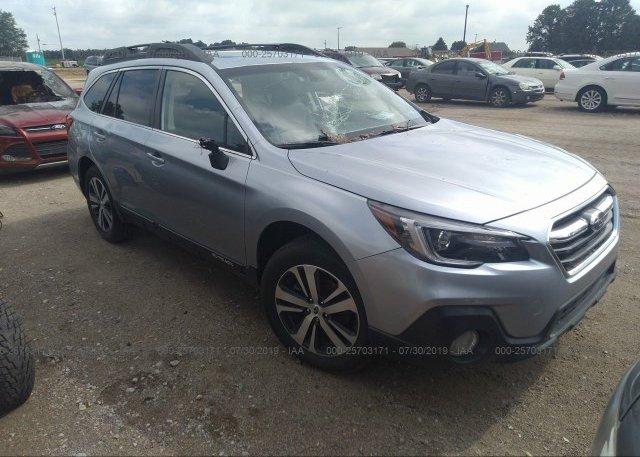 Inventory #847044230 2018 Subaru OUTBACK