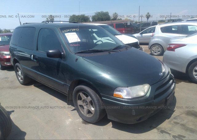 Inventory #506951545 2002 Nissan QUEST