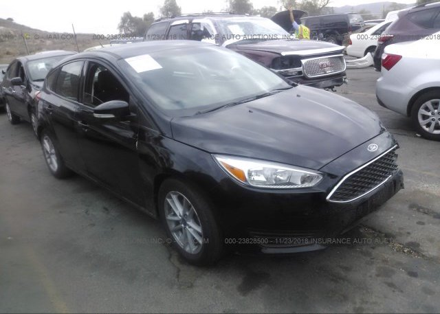 Inventory #577775305 2017 FORD FOCUS