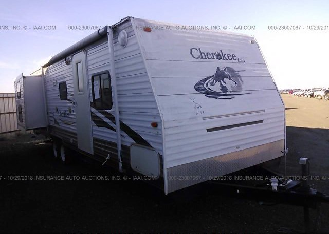 Inventory #763764787 2007 FOREST RIVER CHEROKEE M28A+