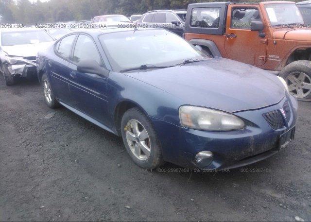 Inventory #179130091 2005 Pontiac GRAND PRIX