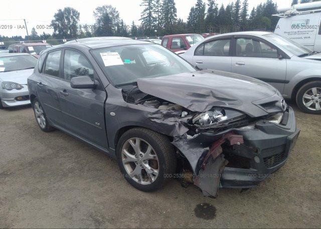 Inventory #219500469 2007 Mazda 3