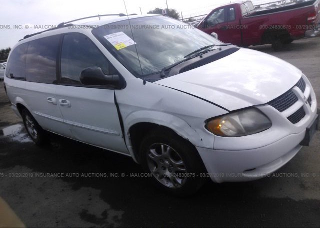 Inventory #296755096 2002 Dodge GRAND CARAVAN