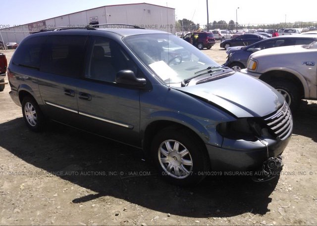 Inventory #608090867 2006 Chrysler TOWN & COUNTRY