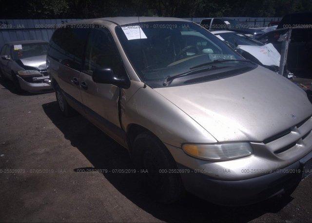 Inventory #665245854 1998 Dodge GRAND CARAVAN