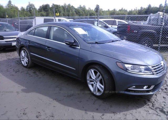 Inventory #519869928 2013 Volkswagen CC