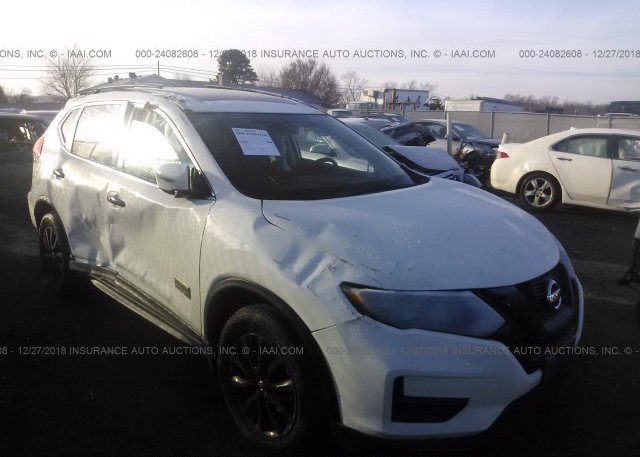Inventory #956255409 2017 Nissan ROGUE