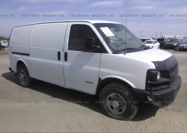Inventory #195413746 2006 Chevrolet EXPRESS G3500