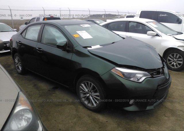 Inventory #702846792 2014 Toyota COROLLA