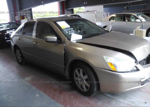 Inventory #841739651 2005 Honda ACCORD