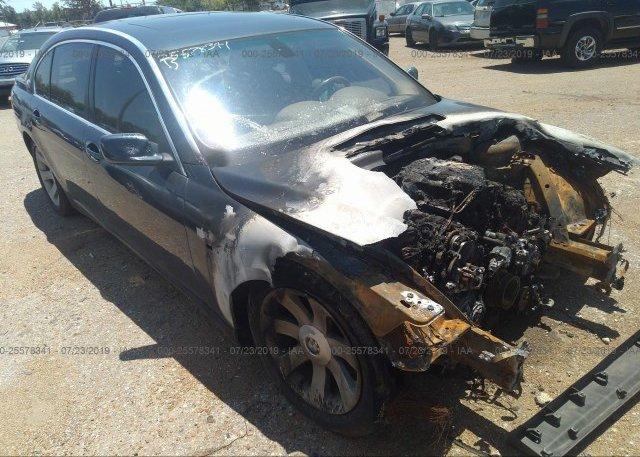 Inventory #734188558 2006 BMW 750