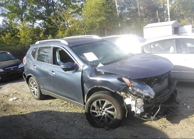 Inventory #614277041 2015 Nissan ROGUE