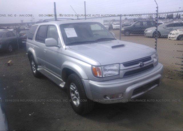 Inventory #997521720 2001 Toyota 4RUNNER