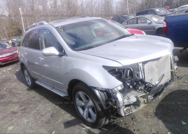 Inventory #360397071 2013 Acura MDX