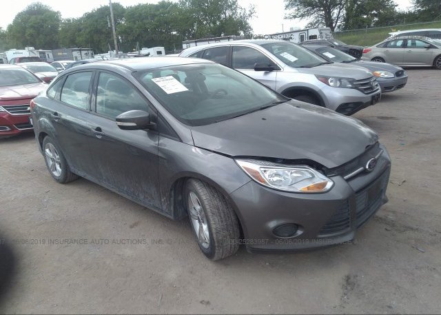 Inventory #934047397 2014 FORD FOCUS