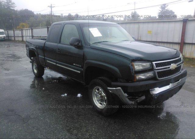Inventory #185259157 2006 Chevrolet SILVERADO