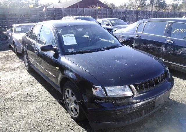 Inventory #892077325 1999 Volkswagen PASSAT