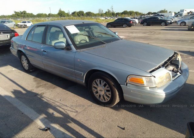 Inventory #720628854 2003 FORD CROWN VICTORIA