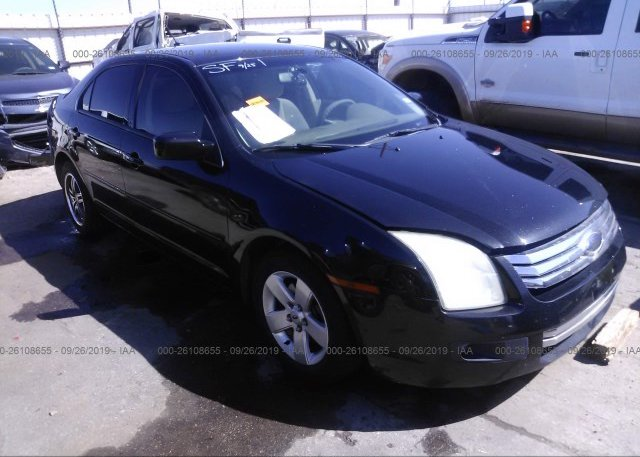 Inventory #374267459 2009 FORD FUSION