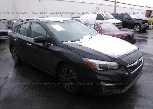 Inventory #303003464 2018 Subaru IMPREZA