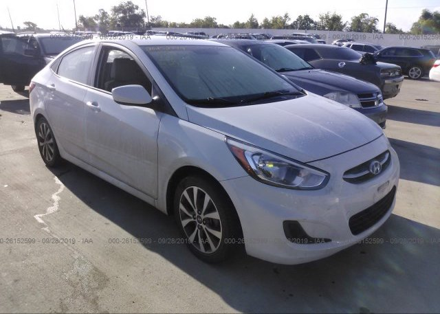 Inventory #282320158 2017 Hyundai ACCENT