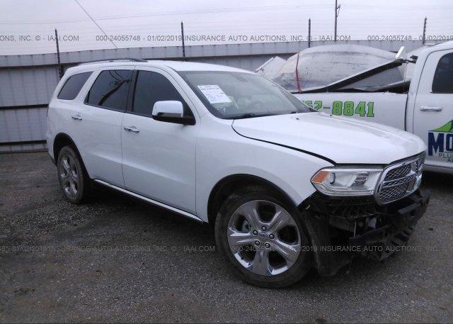 Inventory #675280048 2015 Dodge DURANGO