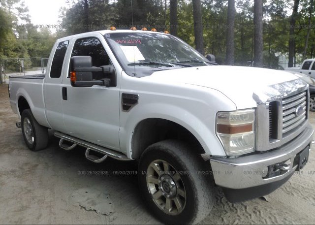 Inventory #380822790 2008 FORD F350