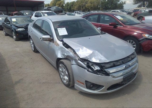 Inventory #890209001 2011 FORD FUSION