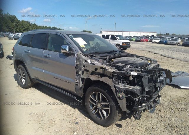 Inventory #175042036 2017 JEEP GRAND CHEROKEE