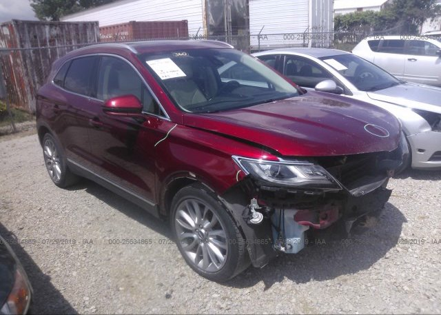 Inventory #695190248 2015 Lincoln MKC