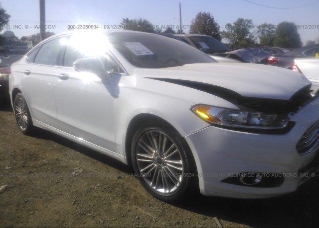 Inventory #452784311 2015 FORD FUSION