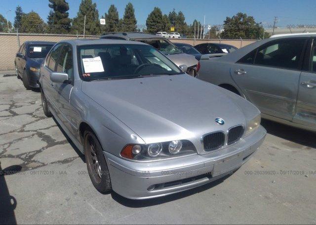 Inventory #234652041 2003 BMW 530