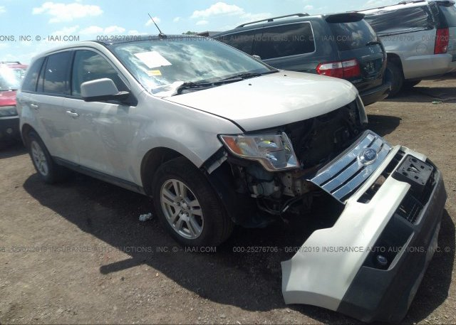 Inventory #449193997 2007 FORD EDGE