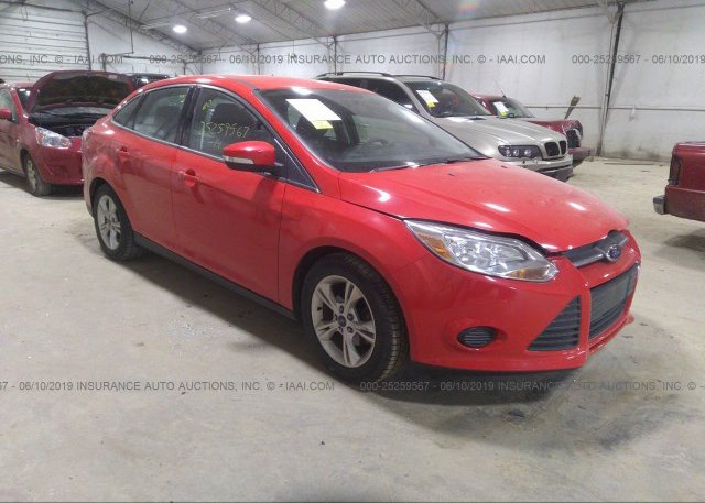 Inventory #842420274 2014 FORD FOCUS