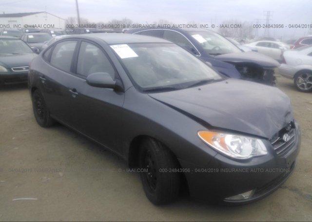 Inventory #641453201 2009 Hyundai ELANTRA
