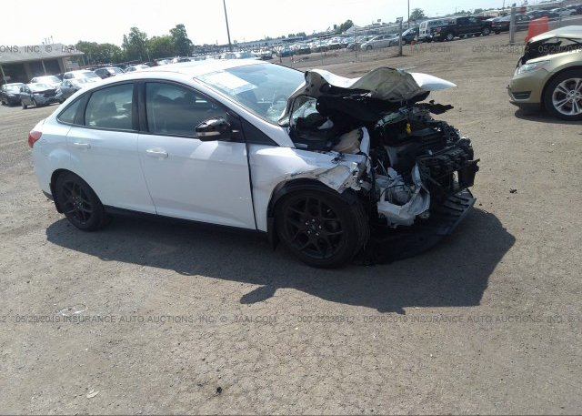 Inventory #106817157 2016 FORD FOCUS