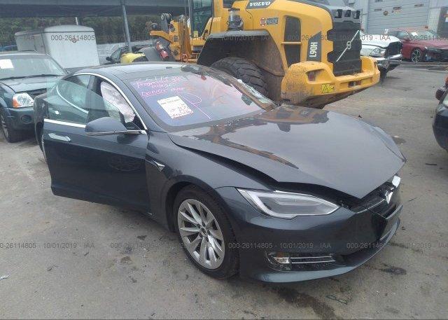 Inventory #601326338 2018 Tesla MODEL S