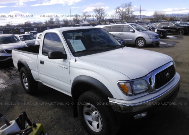 Inventory #305888909 2002 Toyota TACOMA