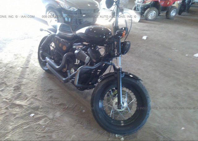 Inventory #606803101 2012 Harley-davidson XL1200
