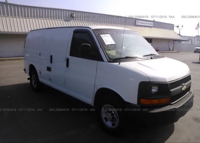 Inventory #325672969 2009 Chevrolet EXPRESS G3500