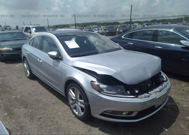 Inventory #732002719 2013 Volkswagen CC