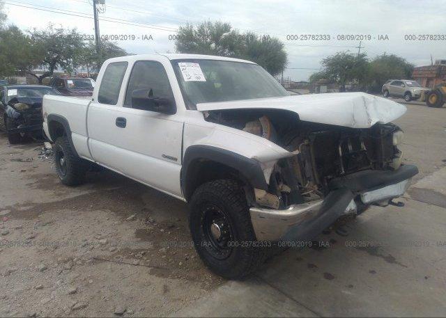 Inventory #133623258 2002 Chevrolet SILVERADO