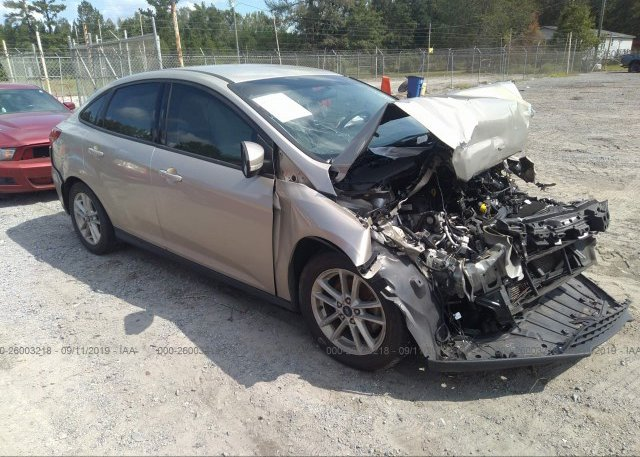 Inventory #338515652 2017 FORD FOCUS