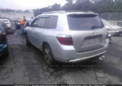 2008 Toyota HIGHLANDER - JTEES43A882046084 [Angle] View