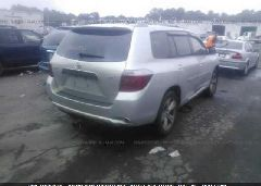 2008 Toyota HIGHLANDER - JTEES43A882046084 rear view