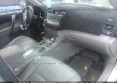 2008 Toyota HIGHLANDER - JTEES43A882046084 close up View