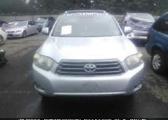 2008 Toyota HIGHLANDER - JTEES43A882046084 detail view