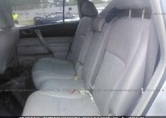 2008 Toyota HIGHLANDER - JTEES43A882046084 front view