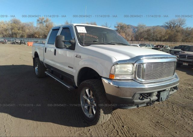 Inventory #653647263 2004 FORD F350