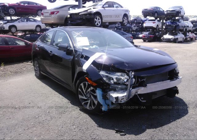 Inventory #180009265 2016 Honda CIVIC